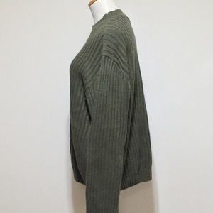 Vintage Sweaters - Vintage Savile Row Oversized Green Sweater XL